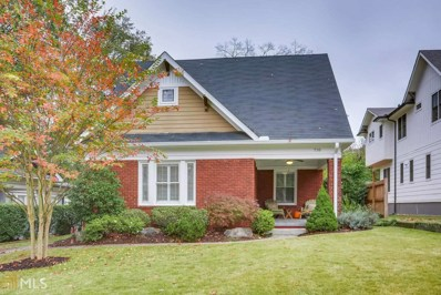 710 3rd, Decatur, GA 30030 - MLS#: 8286952