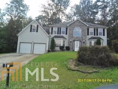 521 Carriage Walk Ct, Stone Mountain, GA 30087 - MLS#: 8287502