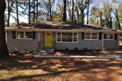 1705 Capistrana Pl, Decatur, GA 30032 - MLS#: 8289009