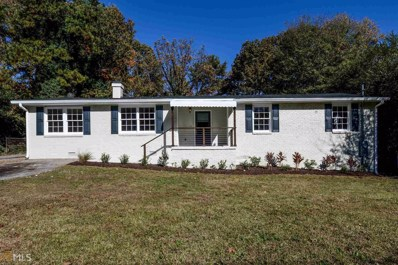 521 SW Collett Ave, Mableton, GA 30126 - MLS#: 8290172