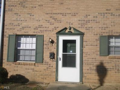 4701 Flat Shoals Rd UNIT 52-A, Union City, GA 30291 - MLS#: 8290936