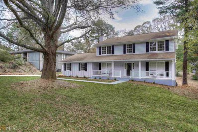 1558 S Hairston Rd, Stone Mountain, GA 30088 - MLS#: 8291426
