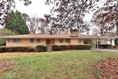 5 Old Farm Rd, Marietta, GA 30068 - MLS#: 8296072