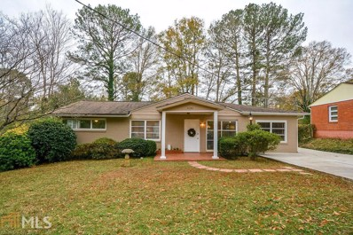 3059 Brook Dr, Decatur, GA 30033 - MLS#: 8296381