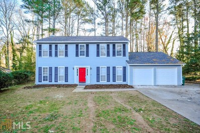 642 Longbow Ct, Stone Mountain, GA 30087 - MLS#: 8296601