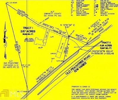 295 Old Peachtree Rd, Suwanee, GA 30024 - MLS#: 8296703