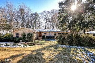 2439 Sunset Dr, Atlanta, GA 30345 - MLS#: 8299122
