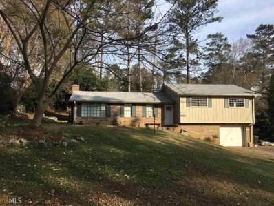 515 Hemlock Dr, Woodstock, GA 30188 - MLS#: 8299286