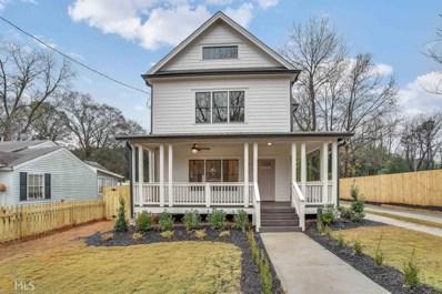 1083 Hardee St UNIT A, Atlanta, GA 30307 - MLS#: 8303342