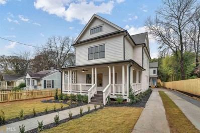 1083 Hardee St UNIT B, Atlanta, GA 30307 - MLS#: 8303345