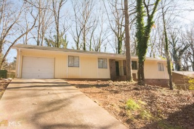 1360 Cypress Ridge Cir, Stone Mountain, GA 30083 - MLS#: 8303547