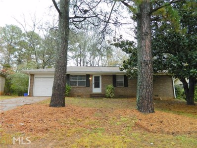 1529 Colony East, Stone Mountain, GA 30083 - MLS#: 8307929