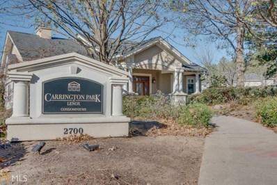 2700 Pine Tree Rd UNIT 2111, Atlanta, GA 30324 - MLS#: 8308715
