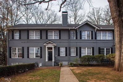 1350 N Morningside UNIT 3, Atlanta, GA 30306 - MLS#: 8309421