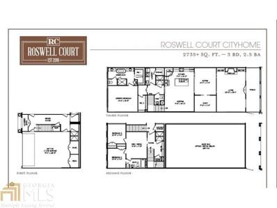 153 Norcross St UNIT 12, Roswell, GA 30075 - MLS#: 8310271