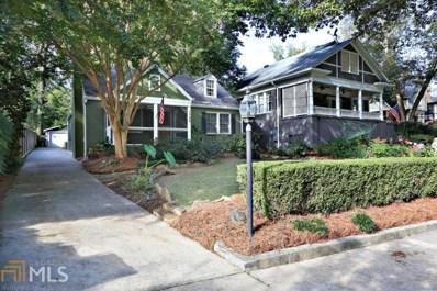 1388 N Morningside Dr, Atlanta, GA 30306 - MLS#: 8311216