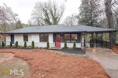 1681 San Gabriel Ave, Decatur, GA 30032 - MLS#: 8311934