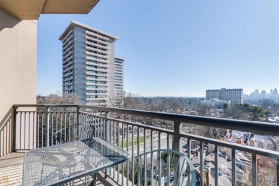 2626 Peachtree Rd UNIT 1005, Atlanta, GA 30305 - MLS#: 8312248