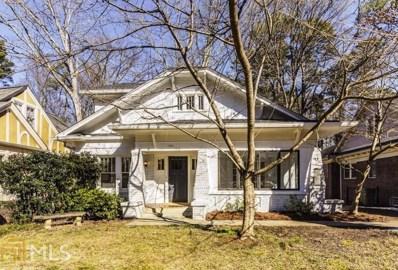 1441 N Morningside Dr, Atlanta, GA 30306 - MLS#: 8312458