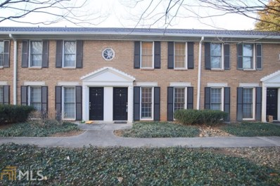 1101 Collier Rd UNIT f4, Atlanta, GA 30318 - MLS#: 8313234