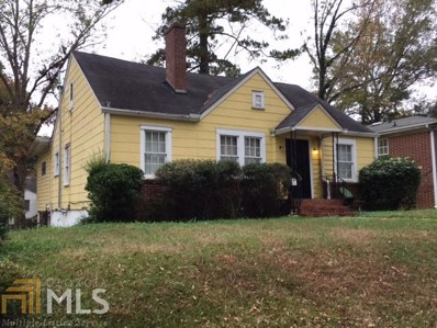 1298 Thurgood St, Atlanta, GA 30314 - MLS#: 8314691