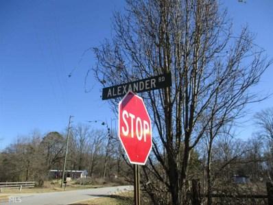 Alexander Rd, Commerce, GA 30529 - MLS#: 8315202