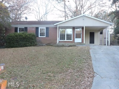 6658 Collins Ct, Riverdale, GA 30274 - MLS#: 8315456