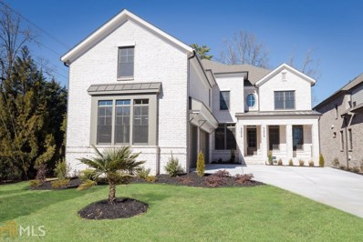 606 Esfun Trce, Atlanta, GA 30328 - MLS#: 8317636