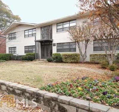 808 NE Greenwood Ave UNIT 206, Atlanta, GA 30306 - MLS#: 8318887