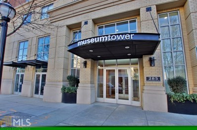 285 Centennial Olympic Park Dr UNIT 1606, Atlanta, GA 30313 - MLS#: 8321277