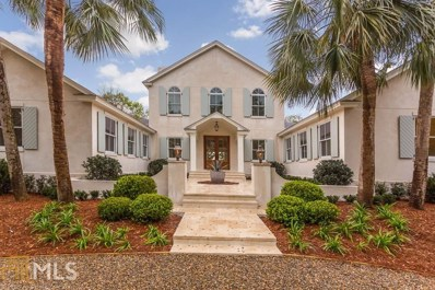 16 Kings Ln, St. Simons, GA 31522 - #: 8321402