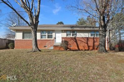 202 Rockin Hill Dr, Marietta, GA 30060 - MLS#: 8322228