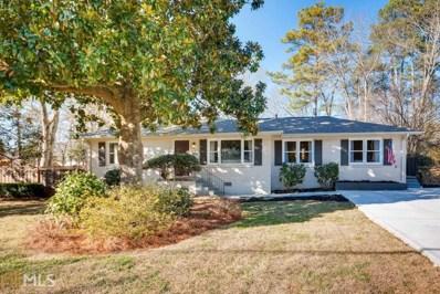 1241 Cliffwood Dr, Smyrna, GA 30080 - MLS#: 8324710