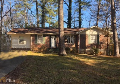 2652 Fox Hills Dr, Decatur, GA 30033 - MLS#: 8324901
