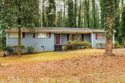 734 Kenilworth Cir, Stone Mountain, GA 30083 - MLS#: 8327044