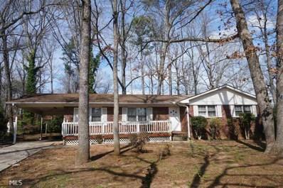 1529 Plover Rd, Jonesboro, GA 30238 - MLS#: 8329567