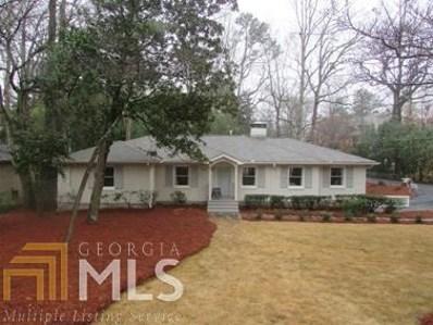 3734 NE Narmore Dr, Atlanta, GA 30319 - MLS#: 8329772