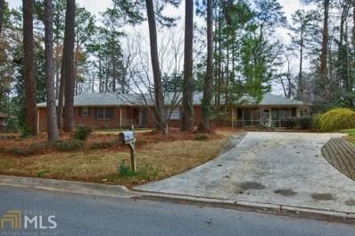 134 Spring Dr, Roswell, GA 30075 - MLS#: 8329845
