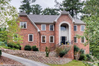 5901 Magnolia Mill Ct, Peachtree Corners, GA 30092 - MLS#: 8331201