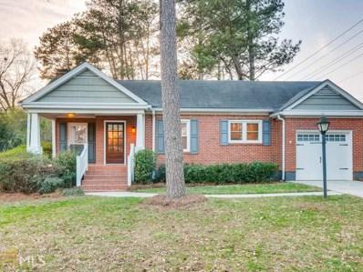 452 Woodhaven Dr, Decatur, GA 30030 - MLS#: 8331247