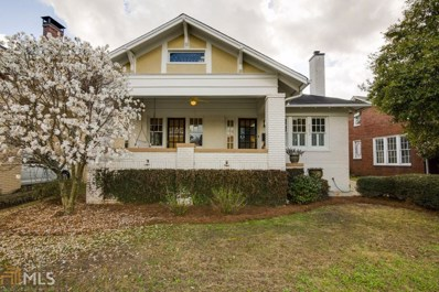 663 Park Dr, Atlanta, GA 30306 - MLS#: 8333654