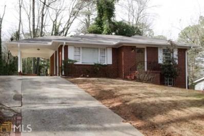 1815 SW Dodson Dr, Atlanta, GA 30311 - MLS#: 8334007