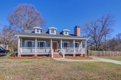 1003 NW College Ave, Conyers, GA 30012 - MLS#: 8335753
