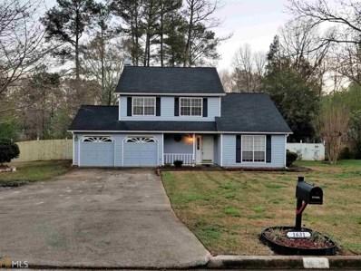1631 Creek Xing, Conyers, GA 30094 - MLS#: 8337935