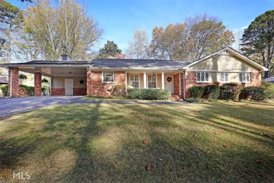 2464 Sunset Dr, Atlanta, GA 30345 - MLS#: 8338821