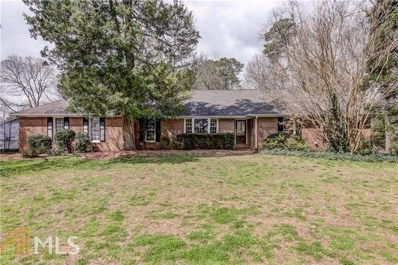620 Wyncourtney Dr, Sandy Springs, GA 30328 - MLS#: 8338906