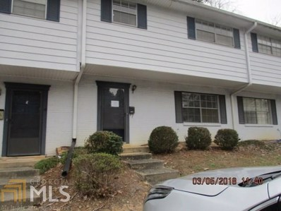 4701 Flat Shoals Rd UNIT 69E, Union City, GA 30291 - MLS#: 8339166