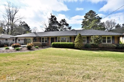 2253 Echo Hills Cir, Atlanta, GA 30345 - MLS#: 8339331