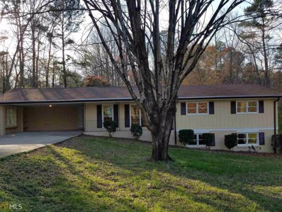 1639 Pounds Rd, Stone Mountain, GA 30087 - MLS#: 8340751