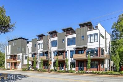 292 Gordon Ave UNIT E, Atlanta, GA 30307 - MLS#: 8341054